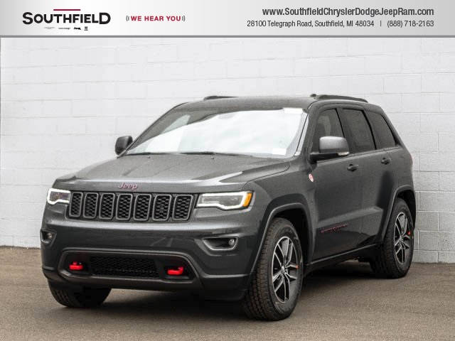 new 2018 jeep grand cherokee trailhawk sport utility in southfield 8f302 southfield chrysler. Black Bedroom Furniture Sets. Home Design Ideas