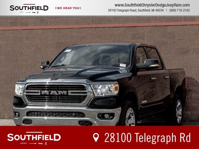 New 2019 RAM All-New 1500 Big Horn/Lone Star