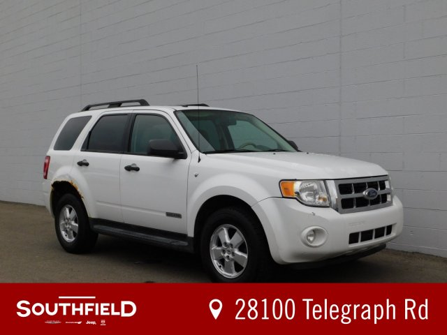 Used Ford Escape Xlt Southfield Mi