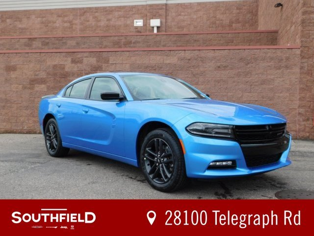 New 2019 Dodge Charger Sxt Sedan In Southfield 9x099 Southfield