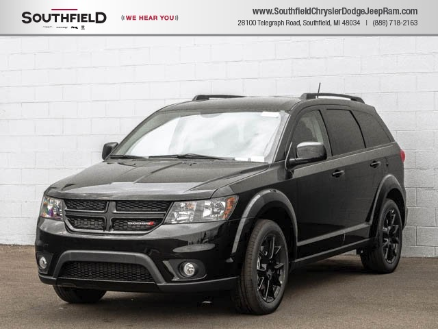 New 2017 Dodge Journey Gt Sport Utility In Southfield 7g516