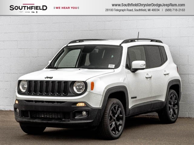 new 2018 jeep renegade latitude sport utility in southfield 8z002 southfield chrysler dodge. Black Bedroom Furniture Sets. Home Design Ideas
