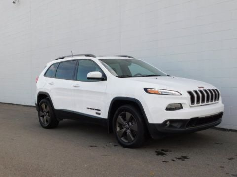 Certified Pre-Owned 2016 Jeep Cherokee 75th Anniversary