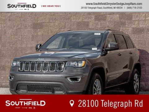 New 2019 JEEP Grand Cherokee Laredo E