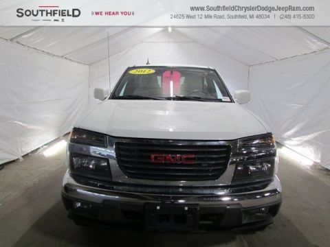 Pre-Owned 2012 GMC Canyon SLT