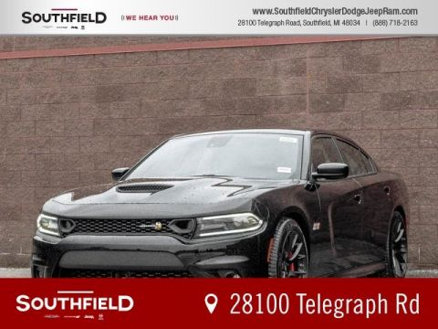 Certified Pre-Owned 2019 Dodge Charger Scat Pack